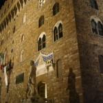 Palazzo Vecchio notturna